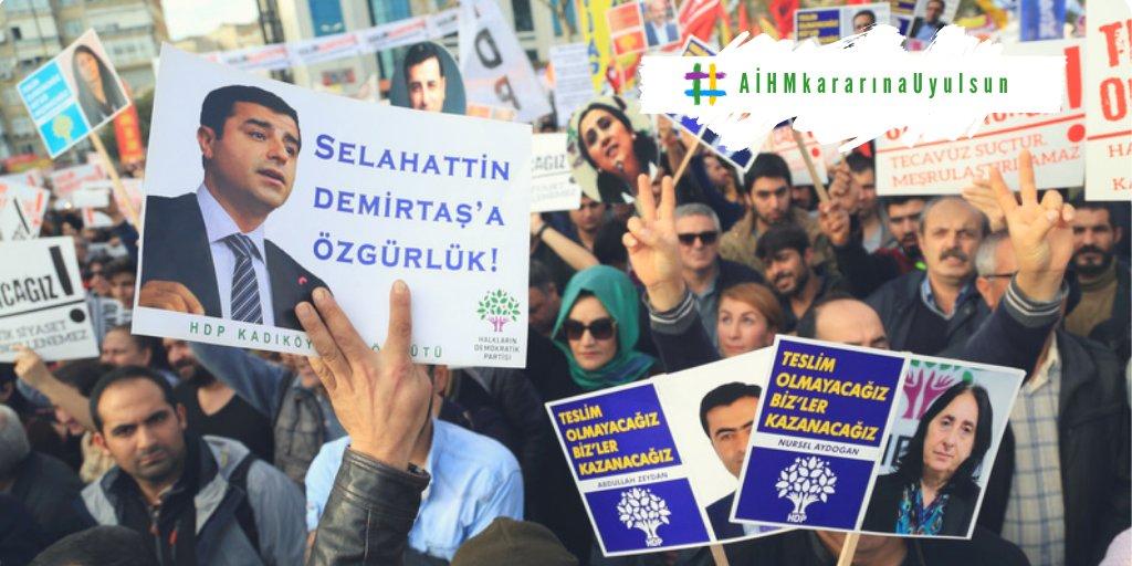 HDP's photo on #AİHMkararınaUyulsun