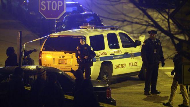 test Twitter Media - अमेरिकाको शिकागोमा रहेको शिकागो अस्पतालमा  विवादपछि गोली प्रहार हुँदा एक प्रहरी अधिकारीसहित चार व्यक्तिको मृत्यु भएको छ । https://t.co/RhTOQZtf4q https://t.co/9qwiRuSCwI