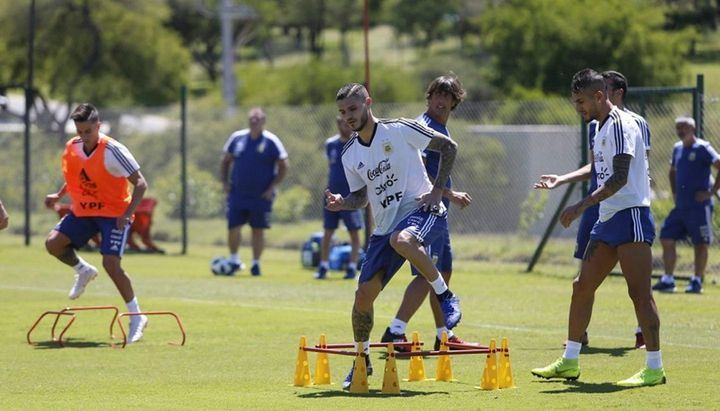 #Amistoso | La Selección cierra el año en Mendoza ante México