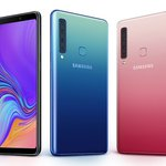 samsung galaxy a9 Twitter Photo