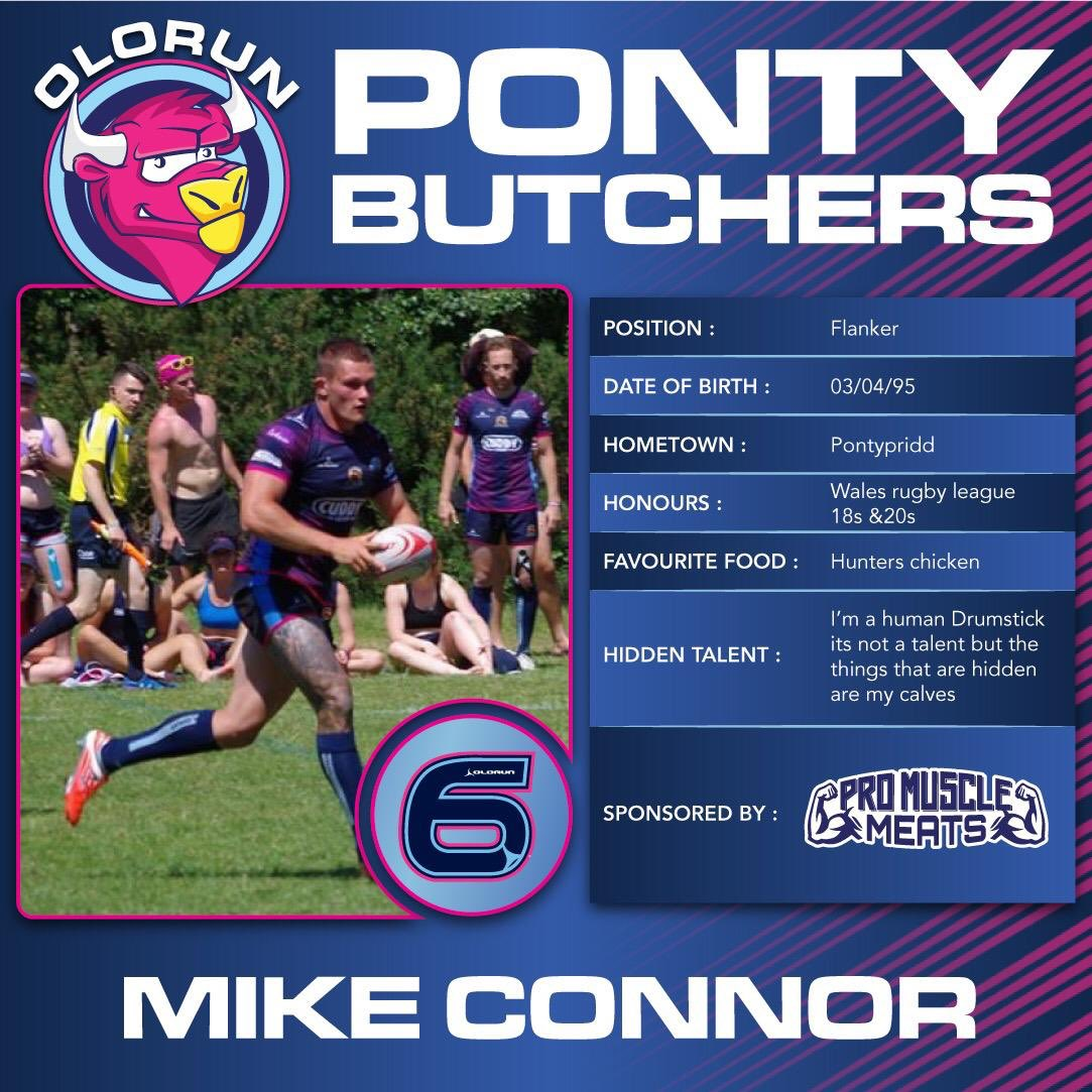 Ponty Butcher 7s on Twitter: