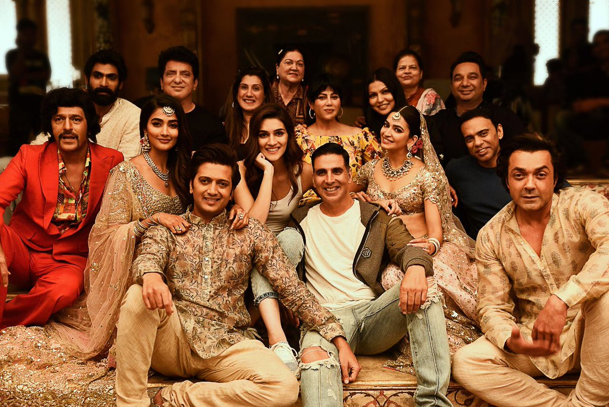 Akshay Kumar's photo on #Housefull4