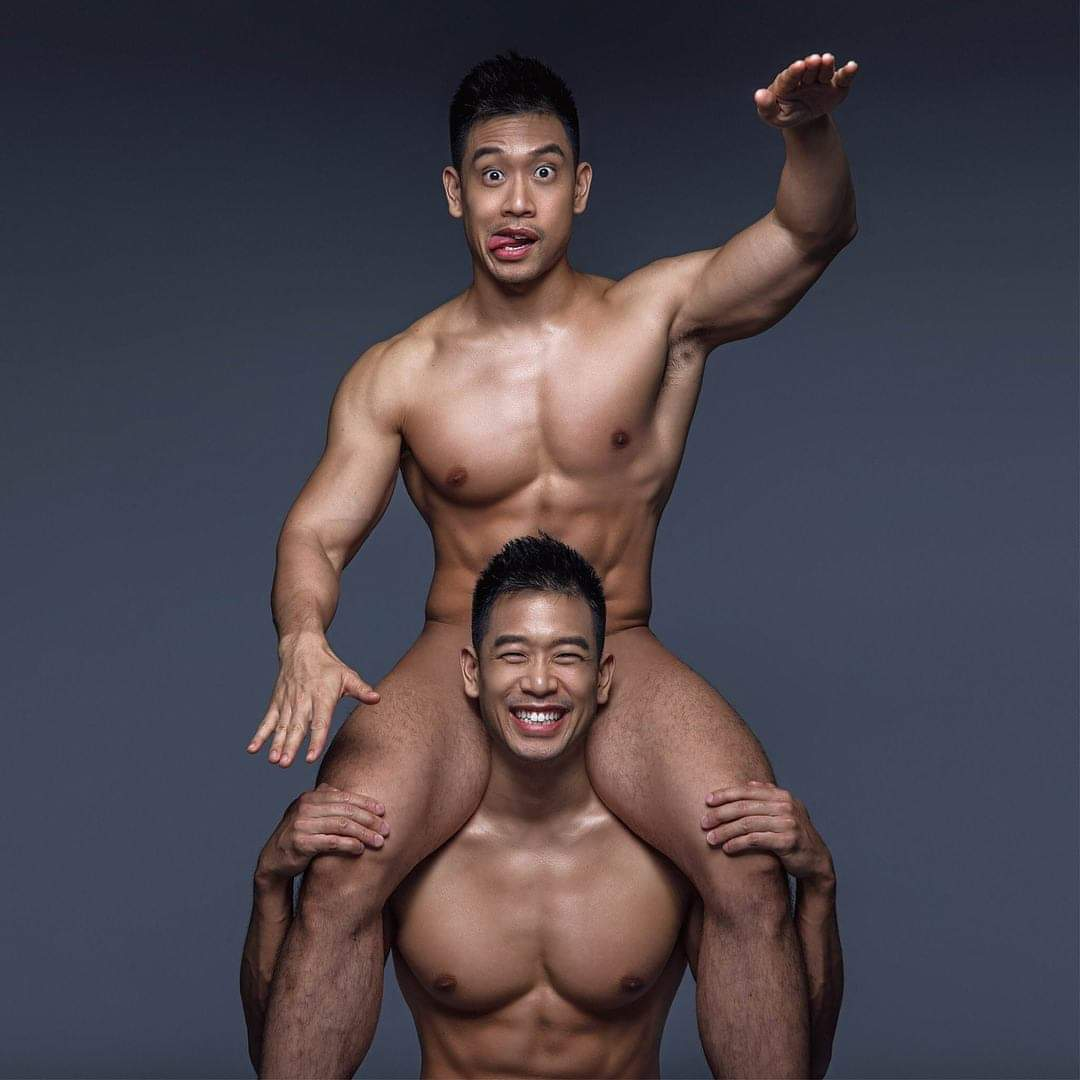 Chinese muscle gay sex