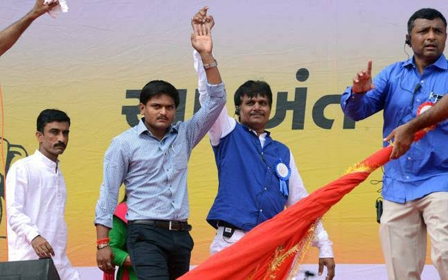 Hardik Patel is a betrayer and loose character man who cares only for his own selfish motives, he will betray even Congress: Chirag Patel
