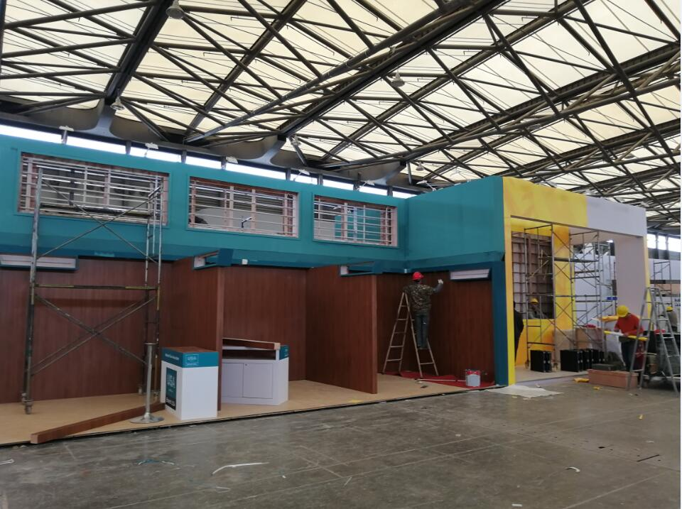 Exhibition Booth Contractor Hong Kong : Chinaplas stand builder exhibition stands design china booth