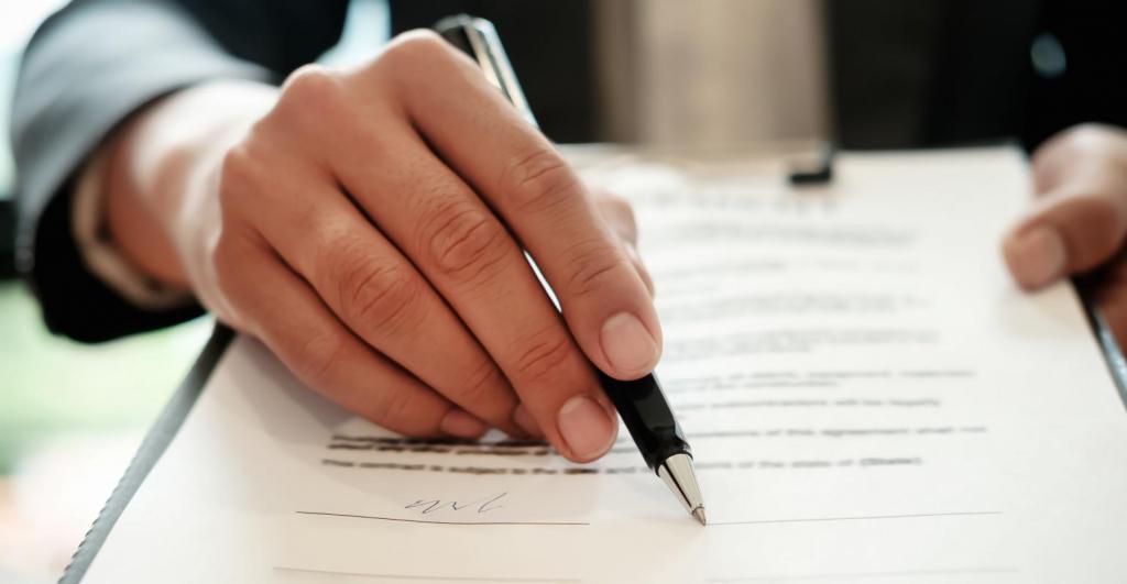 доверенность на право действовать от имени организации