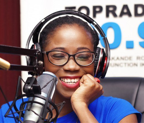 'You won't be forgotten' - Nigerians mourn Tosyn Bucknor who died at 37