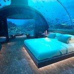 世界初!海の中に泊まれるコテージがオープンするらしい