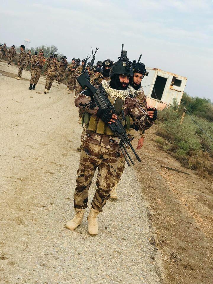 جهاز مكافحة الارهاب (CTS) و فرقة الرد السريع (ERB)...الفرقة الذهبية و الفرقة الحديدية - قوات النخبة - متجدد - صفحة 7 DsbnMpPWoAAucyE