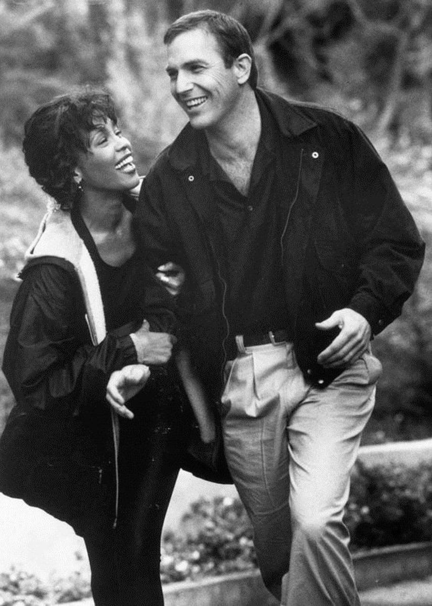 Stephane Celerier On Twitter Whitney Houston Kevin Costner The Bodyguard 1992