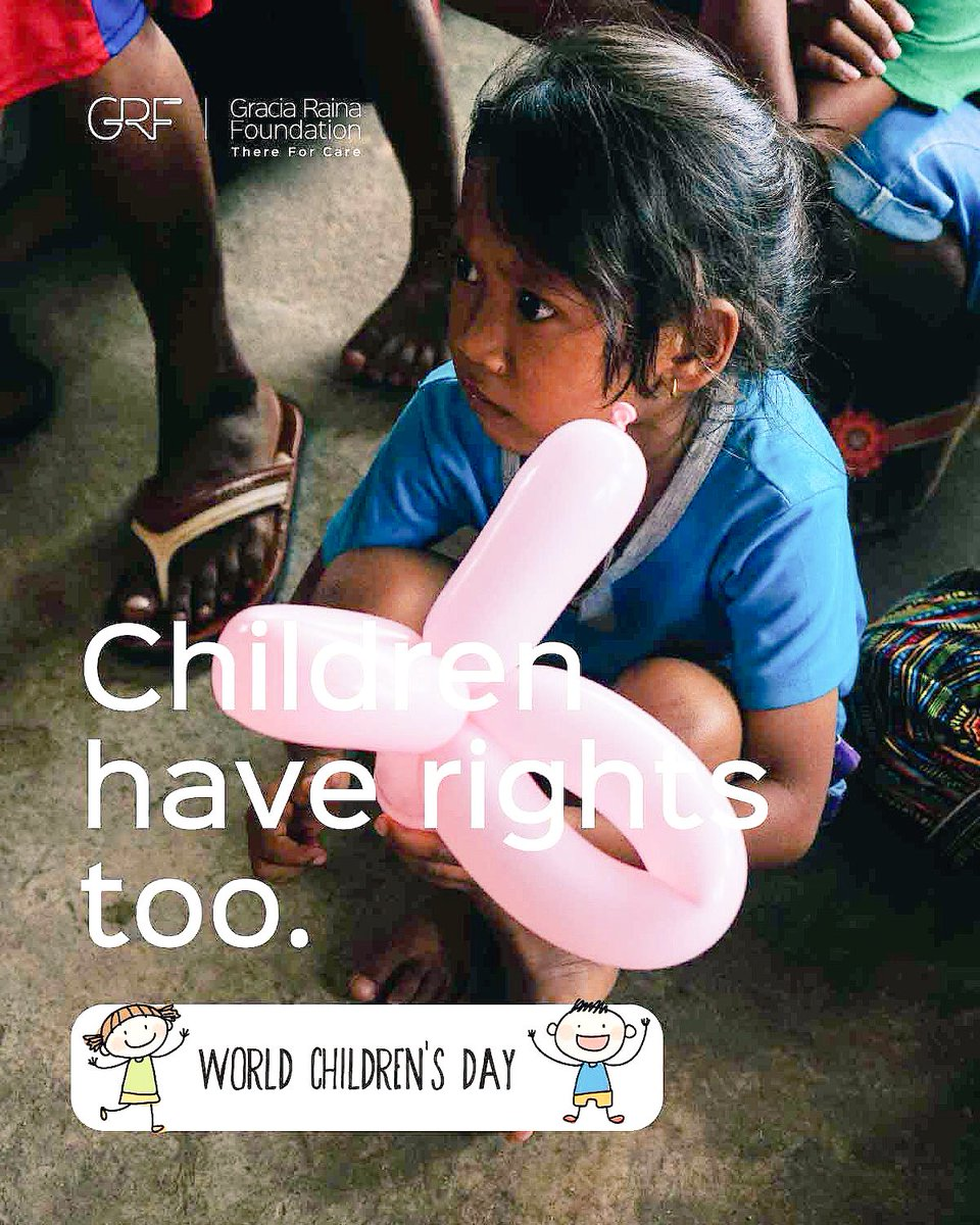 In India, 20 million children aged below 6 are undernourished (ICDS). Do they deserve this? How can we change this? This #WorldChildrensDay lets ask questions that will lead to concrete solutions. Wed love to hear your ideas on how to right the wrong; share in comments below...