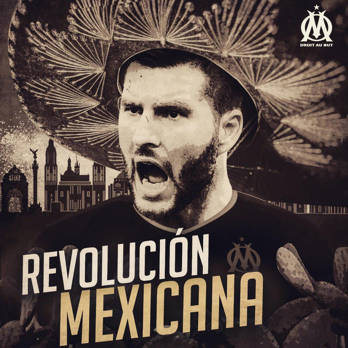 Olympique Marseille's photo on #RevoluciónMexicana