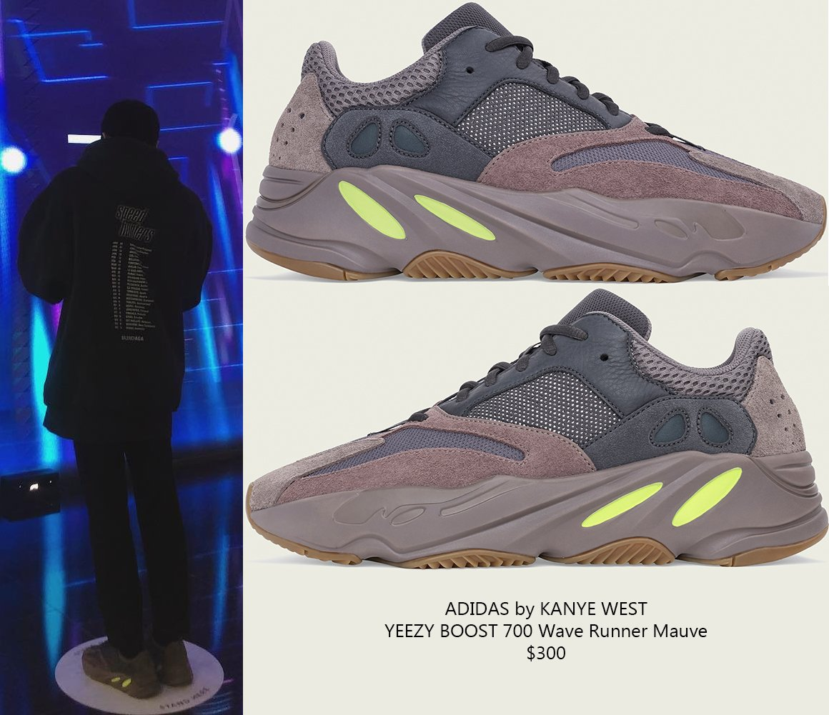 online store 016a1 4281b thunder4452 181119 #Thunder Wearing #ADIDAS by KANYE WEST ...