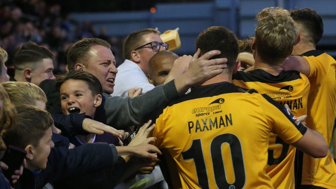 The #FACup returns this midweek, with nine Clubs from The National League involved tonight! ✨🏆✨ 🤞 Are we ready for some more upsets? PREVIEW ➡️ Photo