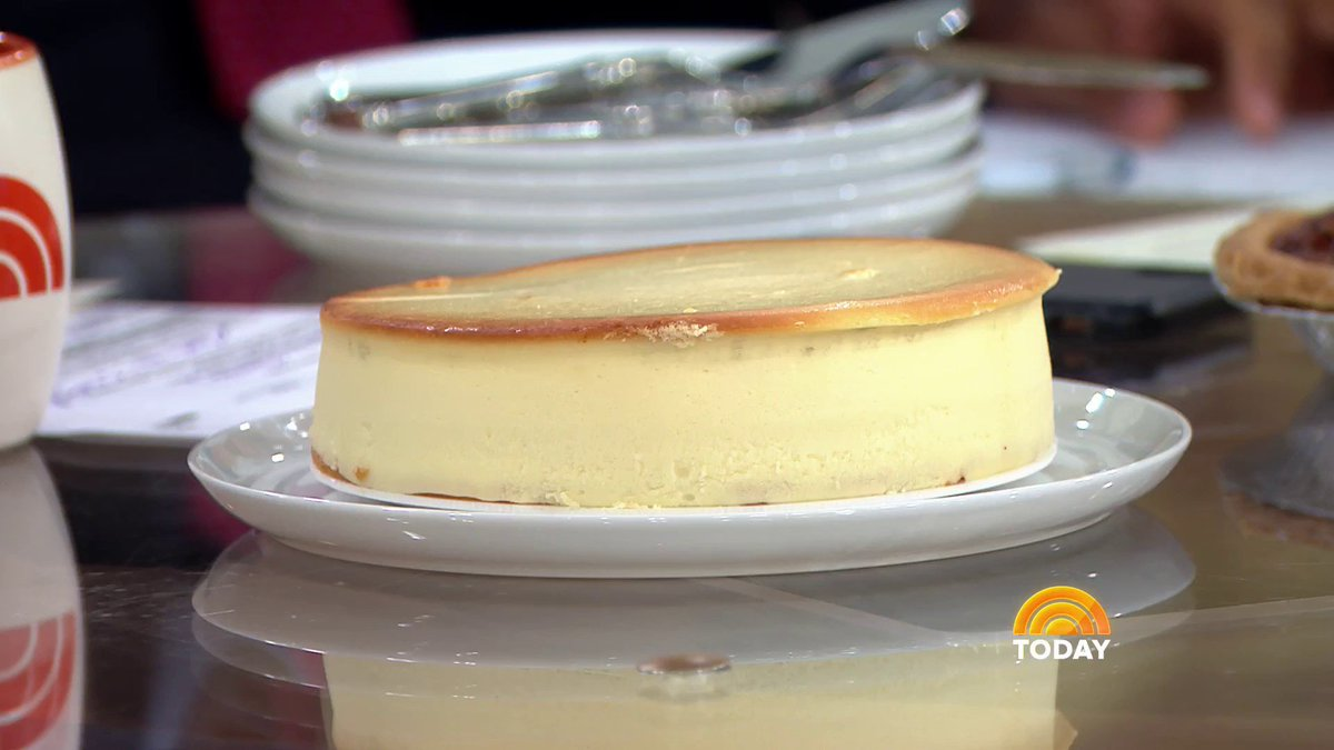Is cheesecake a pie? Savannah thinks so and the internet is going crazy