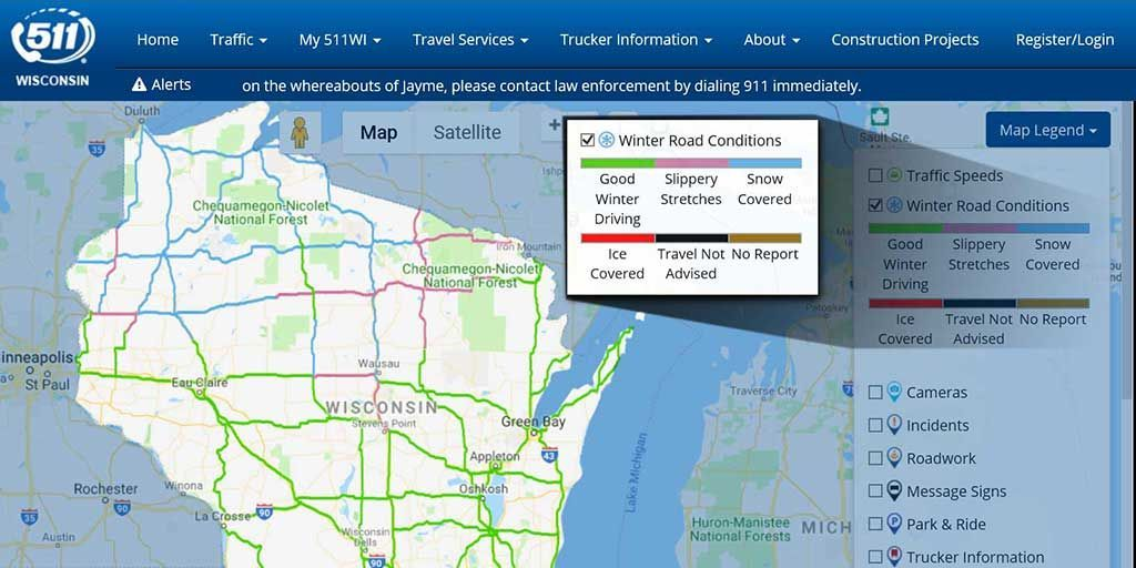 Wisconsin Dot On Twitter You Know Winter Is Coming You Know It