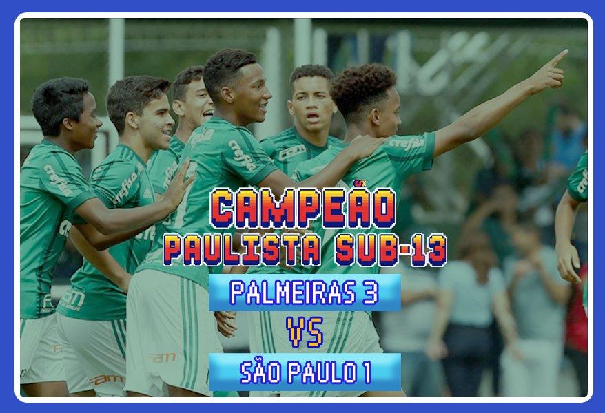 SE Palmeiras's photo on Sub-13