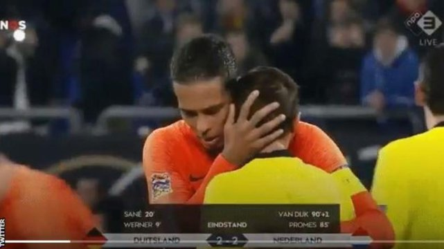 BBC Sport's photo on Netherlands