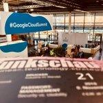 #GoogleCloudSummit Twitter Photo