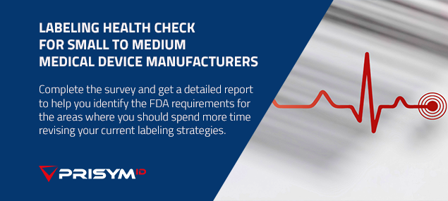 NEW!#Labeling #HealthCheck for Small to Medium #MedicalDevice Manufacturers  #manufacturing #labels  https://www.surveymonkey.co.uk/r/YCP9K2W