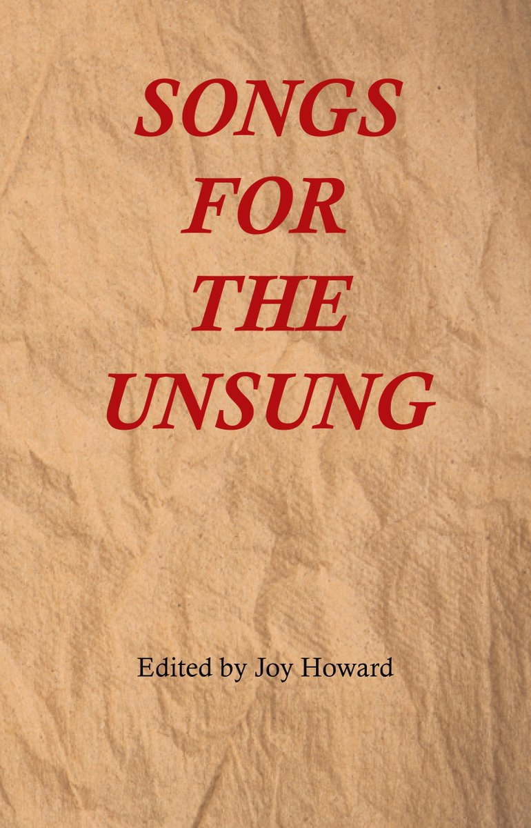 test Twitter Media - 🍾 Berenice Kirwan, Christine York & Jason Still win 'Songs For The Unsung' in our latest prize draw. THANK YOU Grey Hen Press for the donation!   'This beautiful compilation illuminates lives of the unseen and unheard, unheeded and, at times, hated'  https://t.co/BgHPnLwnI3 https://t.co/h3OA54Q16G