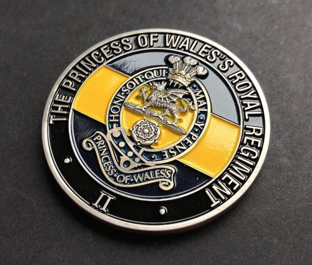 Challenge Coins UK on Twitter: