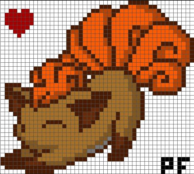 Pixel Art Minion Mechant
