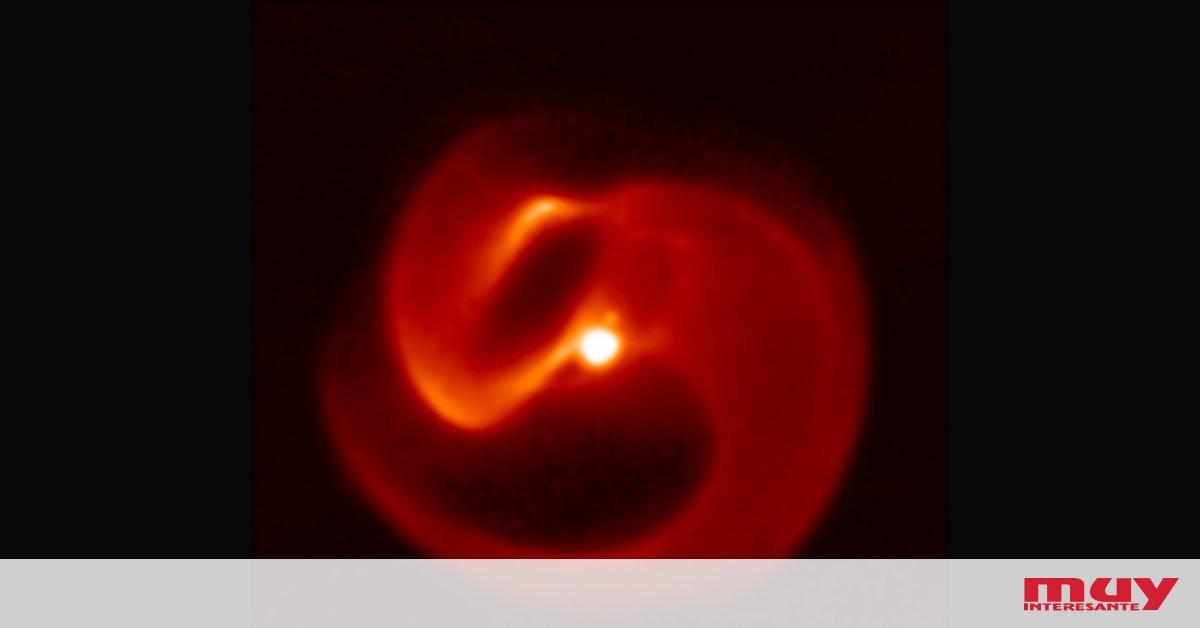 #NOTICIAS Una estrella amenaza la Vía Láctea con una explosión masiva de rayos gamma 😱 https://t.co/16TspjRpY8 #ciencia #Apep