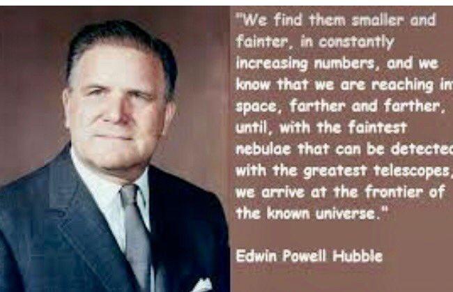 edwin hubble quotes - 600×372