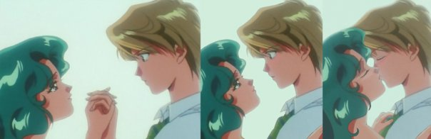 Lost In Wikipedia V Twitter Sailor Uranus And Sailor Neptune Were Lesbian Couples In Origin Japanese Anime Usa Tv Network Made Them As Sisters And Cut Many Flirting Scenes In Us Adaptation