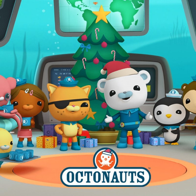 Octonaut Christmas.Sea Life Manchester On Twitter Become The Ultimate