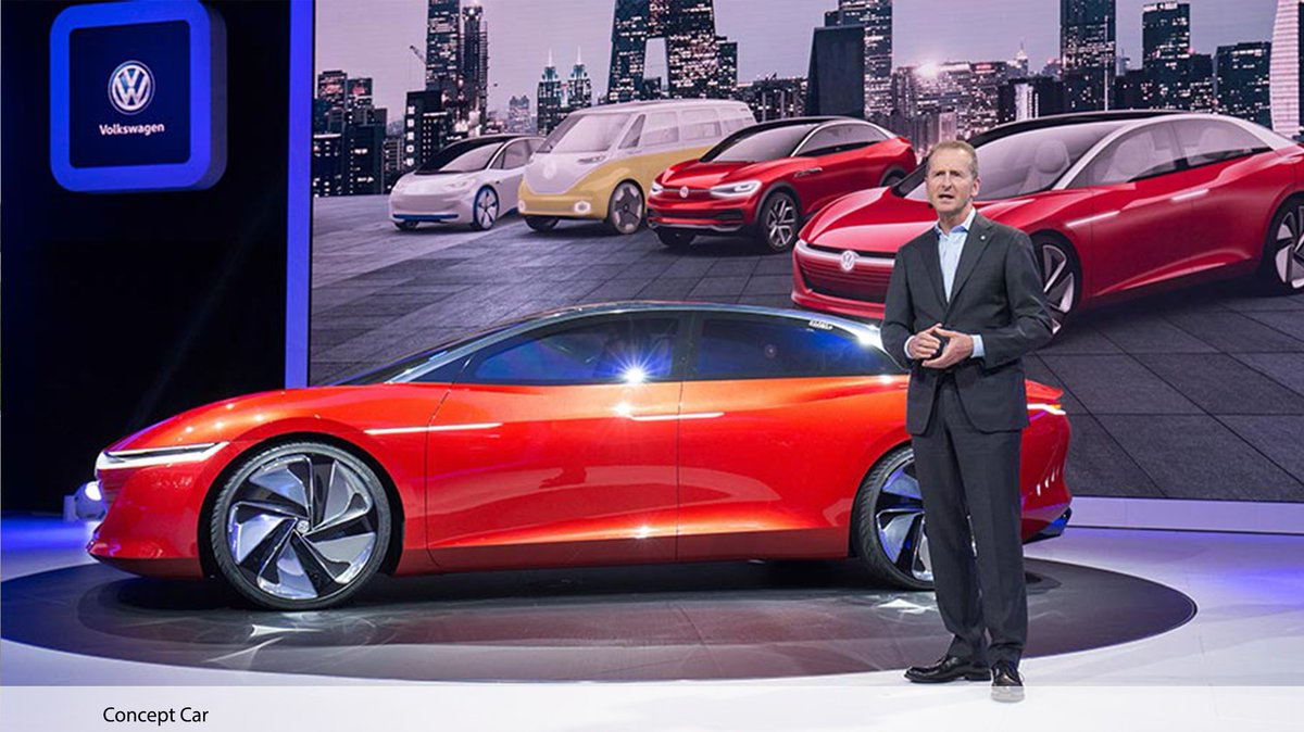 Above All Be Driverless Electric And Safe Volkswagen Ceo Herbert Ss Describes The Steps To Making Cars A Reality