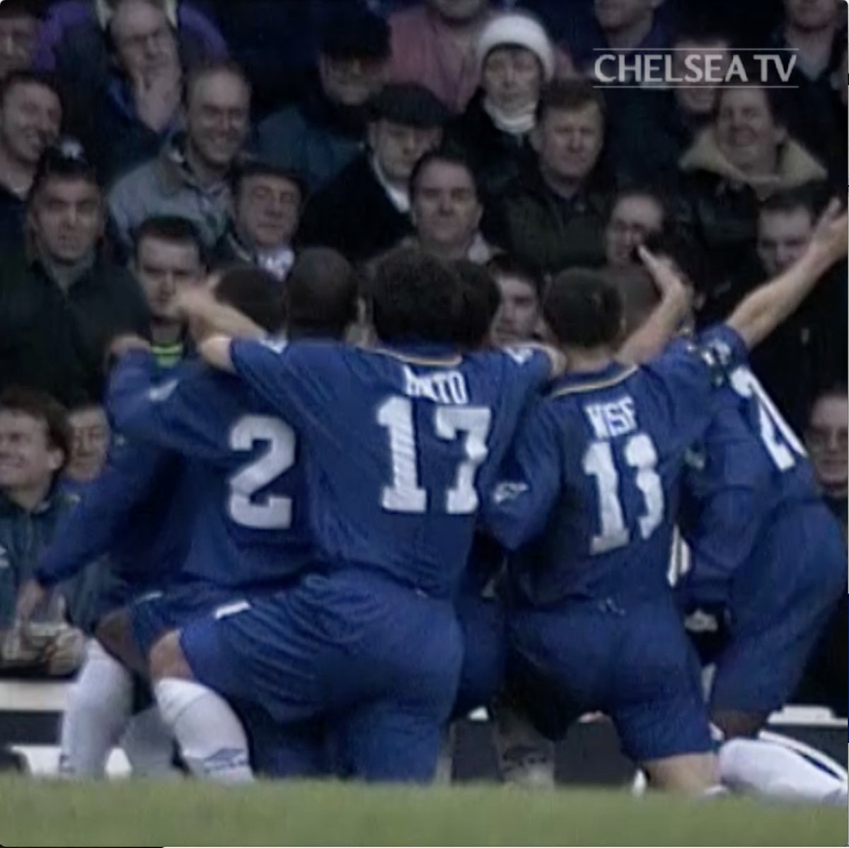What a beauty! 🚀 A very special Roberto Di Matteo goal against Saturdays opponents at White Hart Lane in 1997!