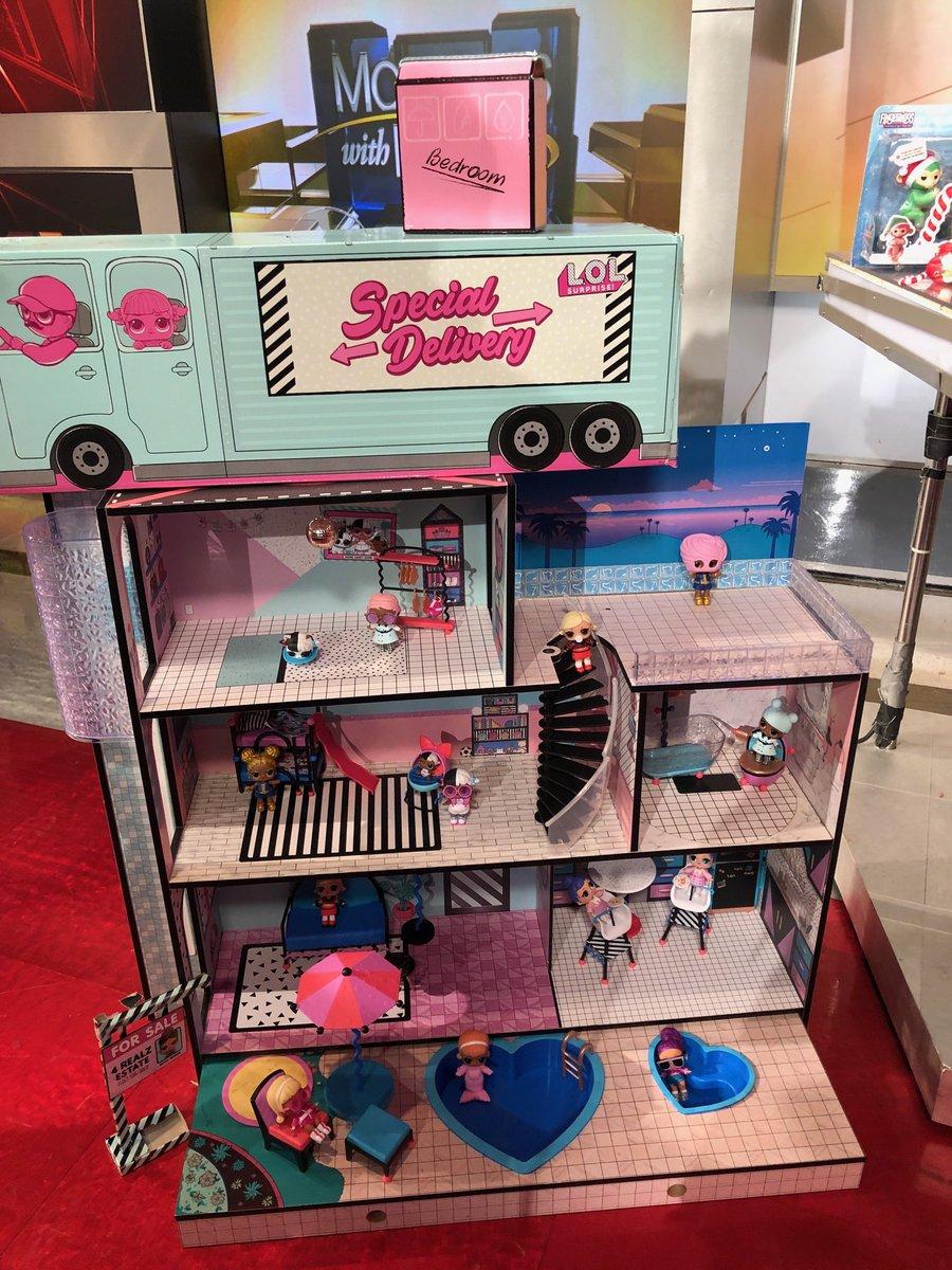 Maria Bartiromo On Twitter The Lol Surprise Dollhouse Now 200