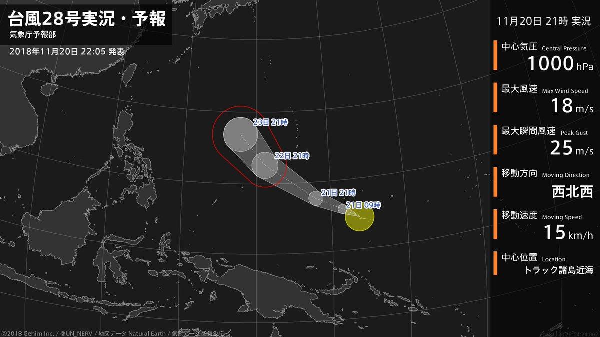特務機関NERV's photo on 台風28号