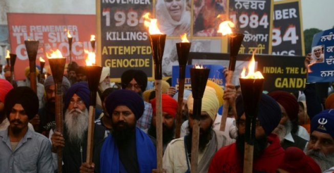 First #India death sentence over deadly 1984 anti- #Sikh riots https://t.co/2vJaxZvovc