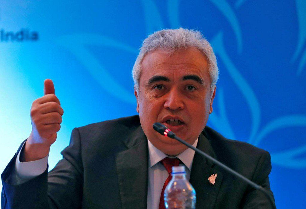 Oil markets heading into unprecedented uncertainty: IEA's Birol https://t.co/bY59KmApBF https://t.co/fQQxyBgzUs