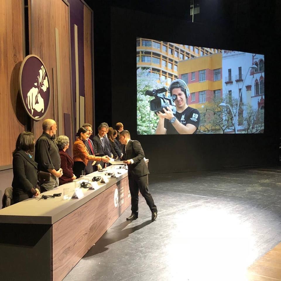 Talento Autónomo ganador del Premio Nacional de Periodismo Simón Bolívar - UAO