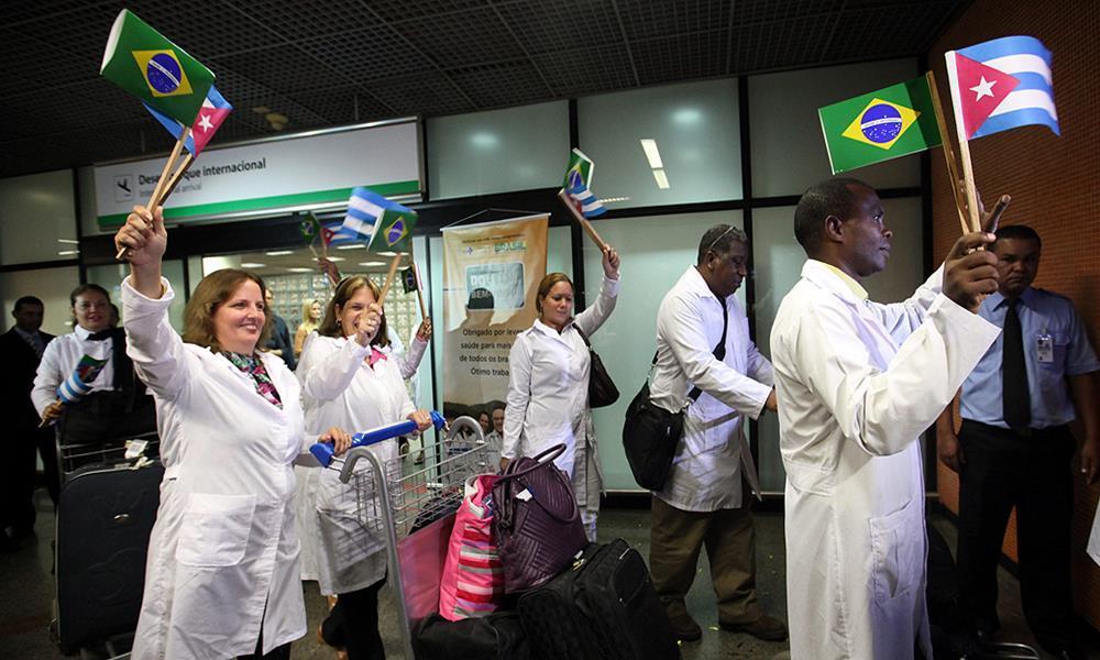 Médicos cubanos começam hoje a se desligar, diz presidente do Conasems https://t.co/wZHaInSYkV