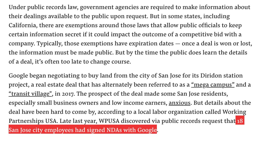 Amazon isn't the only tech company doing deals with cities shrouded by NDAs, without public oversight https://t.co/4r9kxk1nut