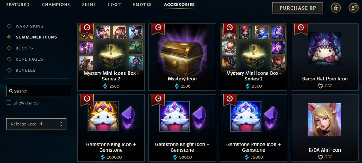 League Of Legends Mystery Gift From Riot 2018 - Gift Ideas