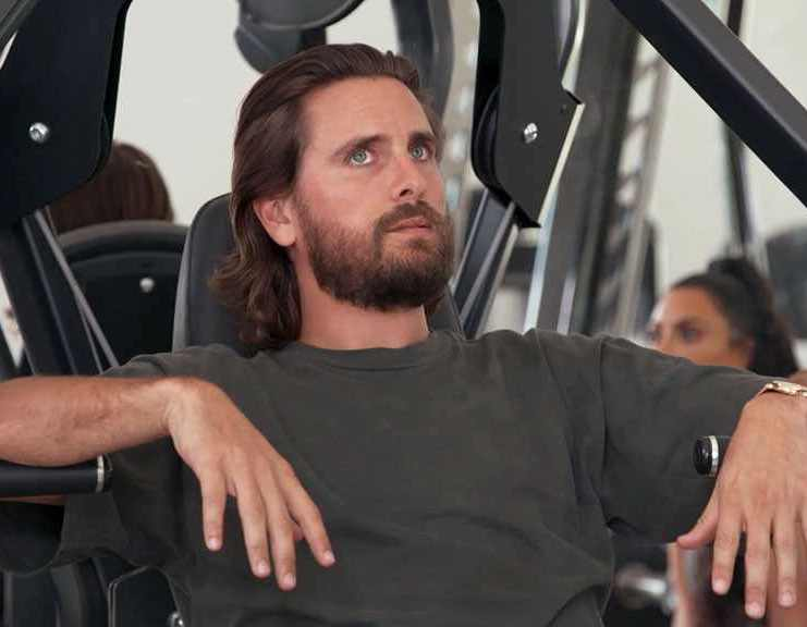 It was Scott Disick to the rescue when Kim Kardashian looked to him for advice on how to navigate the awkwardness with Tristan Thompson. https://t.co/nrqZTC4jPy
