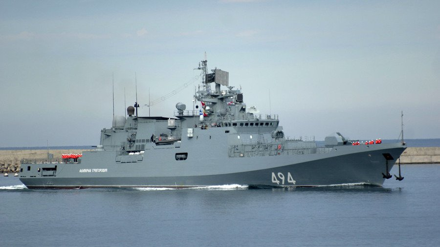 #Russia & #India sign deal on 4 frigates construction and navy transfer https://t.co/niq1sv1guo