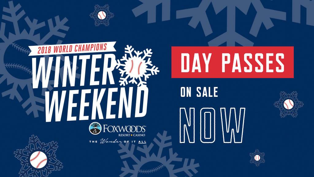 #SoxWinterWeekend day passes have officially launched!  🎟️: https://t.co/q1OZjKkQo3