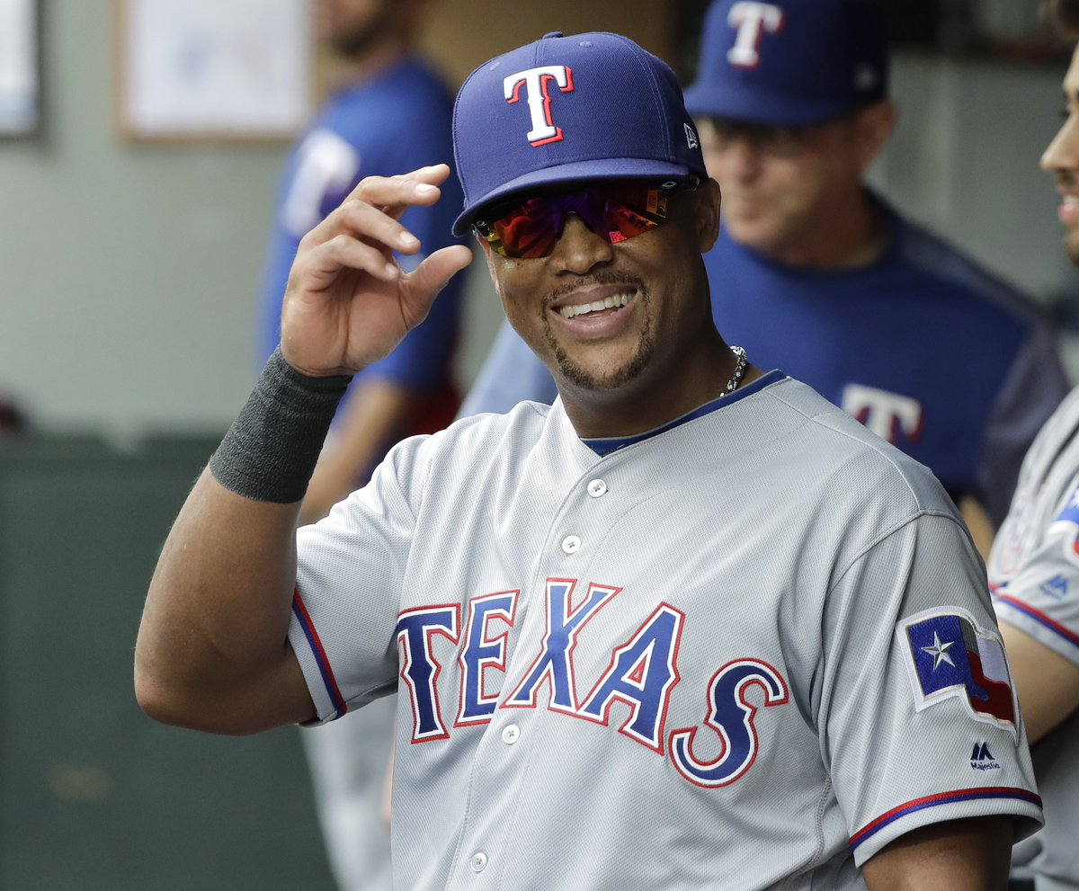 BREAKING: Adrian Beltre has officially decided to retire from Major League Baseball.   The future HOFer finishes his career with 3166 hits, 11,068 at bats and 1524 runs.   #ThankYouAB. From @Rangers fans everywhere.