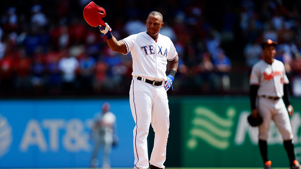 MLB's photo on Adrian Beltre