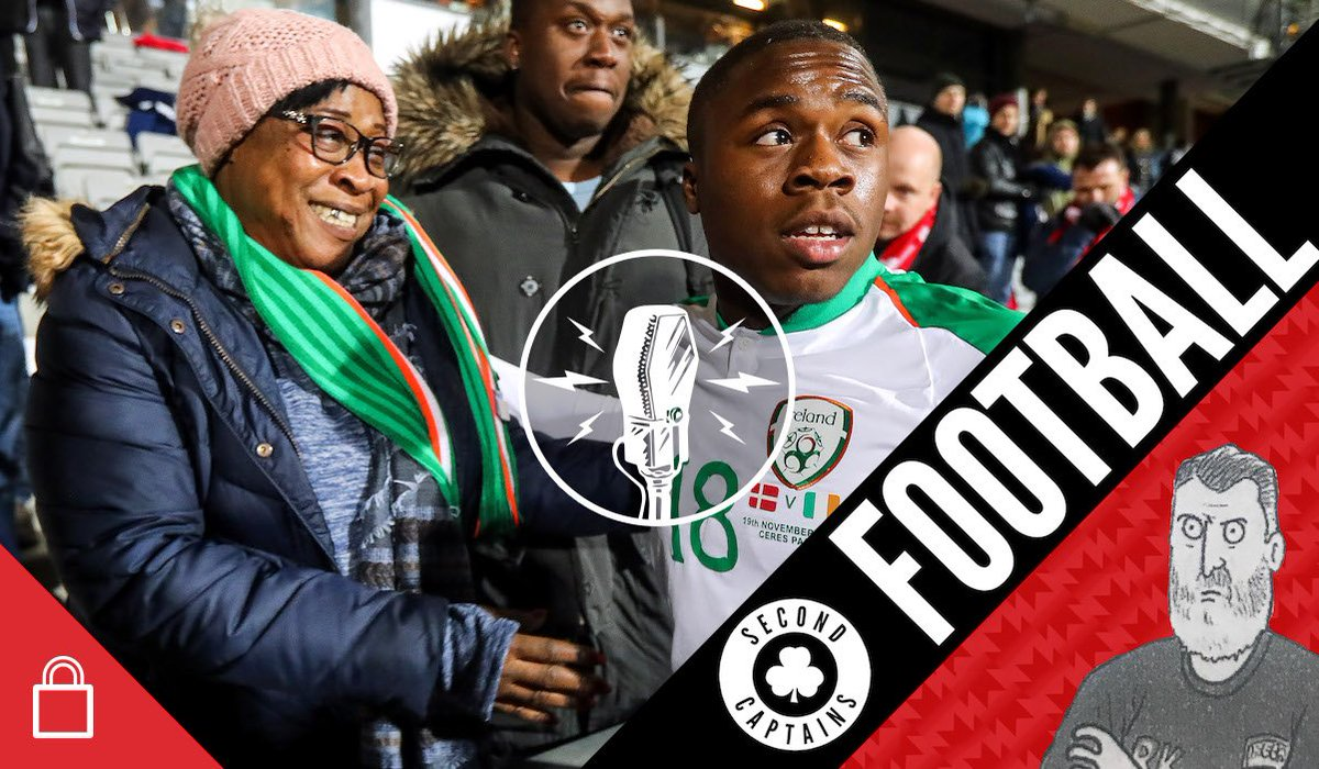 We find some positives including Obafemis hugs for his mum, Roy Keanes side-line support, Eriksens truths (and the fact that Martin ONeill has GUARANTEED us we will qualify for the Euros) secondcaptains.com/2018/11/20/epi…