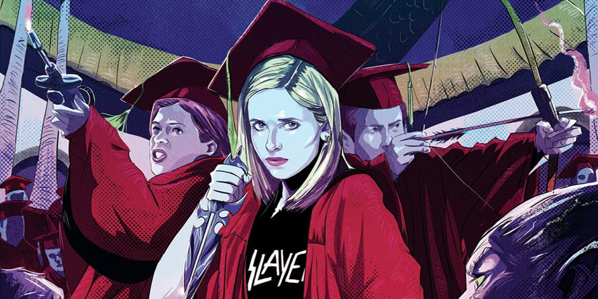 Image result for buffy boom studios