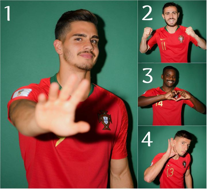 🇵🇹 Melhor jogador de @selecaoportugal na #NationsLeague? 💪 1. André Silva 2. Bernardo Silva 3. William Carvalho 4. Ruben Dias 5. Outro (diga-nos quem)
