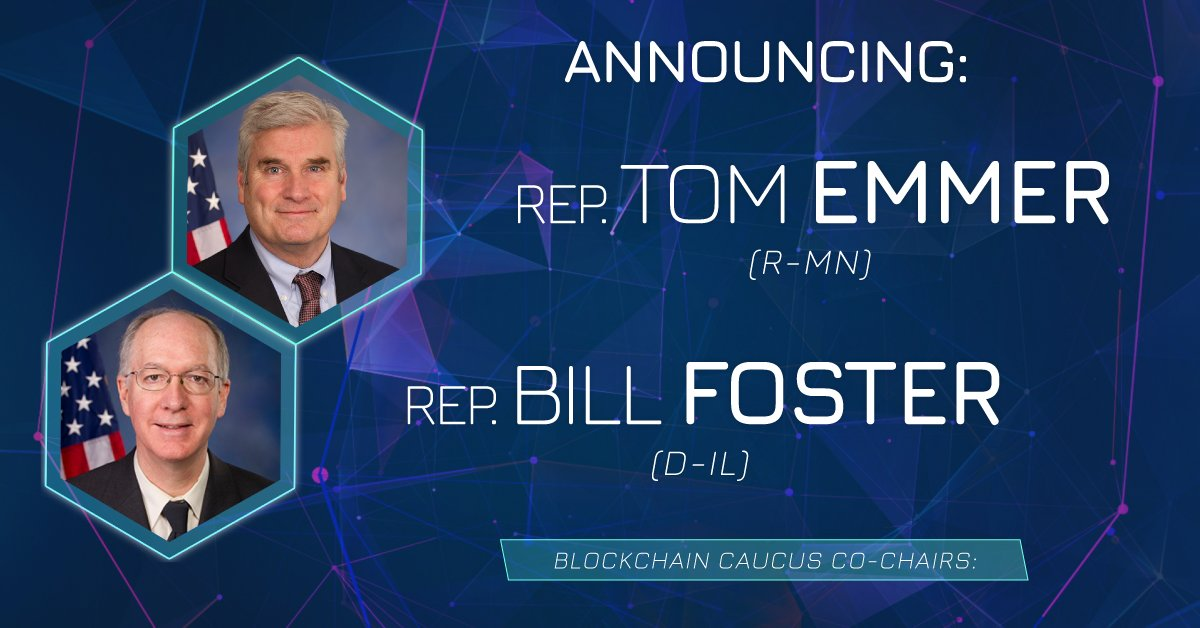 test Twitter Media - There is still time to Register! Join @USChamberCCMC and @techinnovation for FinTech Event: Regulators Take the Stage. We are pleased to have join us blockchain caucus co-chairs @RepTomEmmer and @RepBillFoster Register Here! https://t.co/FoAXUd8BsG https://t.co/Y2nsPBIvaq